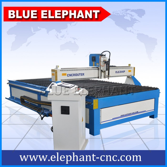 2040 Plasma Metal Cutting Machine Plasma Engraving Machinery Stainless Steel Plasma Cutter Mail: ELE2040 Large Working Size Plasma Cutting Machine